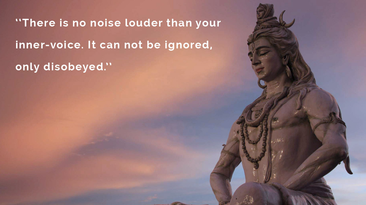 Lord Shiva - YoungRoots